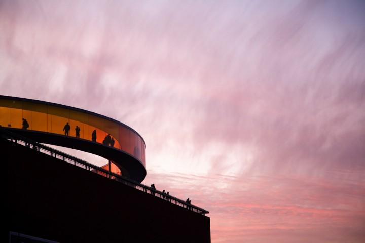 Aarhus Sunset