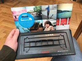 Getting better scans with the Lomography Digitaliza 120 Film Scanning Mask