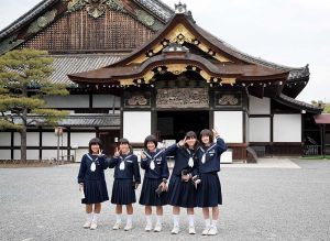 School Girls, Japan