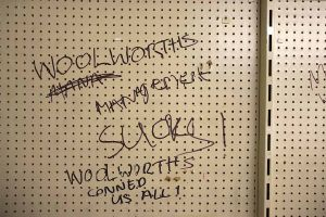 Woolworths Sucks