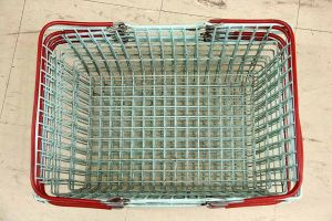 Woolworths baskets