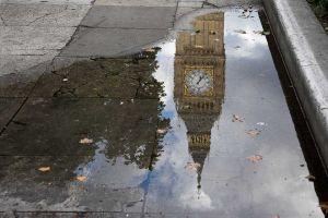 Big Ben Reflection