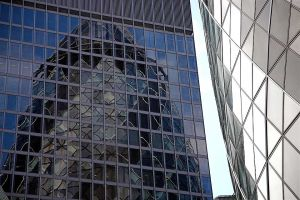 Swiss Re Reflection