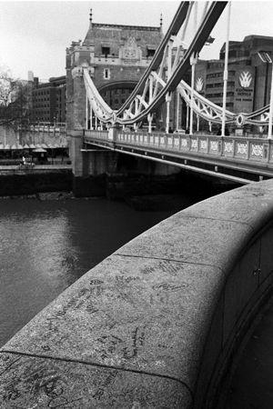 Tower Bridge Wall