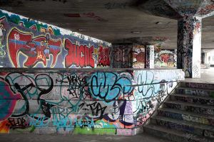 Southbank Graffiti 03