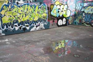 Southbank Graffiti 02