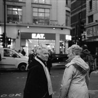 Story behind the shot – Charing Cross Ladies